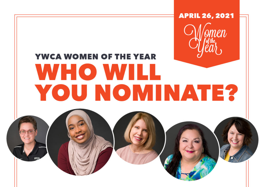 YWCA Women of the Year - Who Will You Nominate?